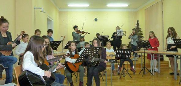 """Zapisy do Społecznego Ogniska Muzycznego z siedzibą w """"Medyku"""""""